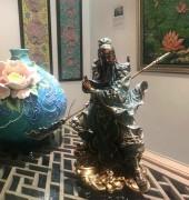 Brass Guang Gong